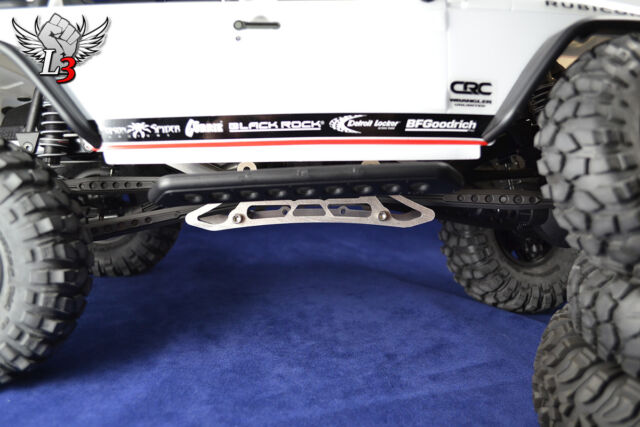 CHASSIS SLED GUARD | AXIAL SCX10 HONCHO AND DINGO | RC CRAWLER TRUCK PARTS