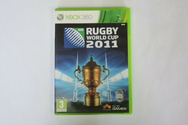 RUGBY WORLD CUP 2011    -----  pour XBOX 360