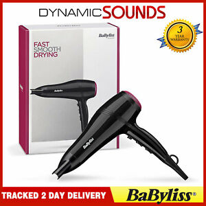BaByliss-Super-Shine-2200W-Hair-Dryer-Fast-Smooth-Drying-Concentrator-5291U