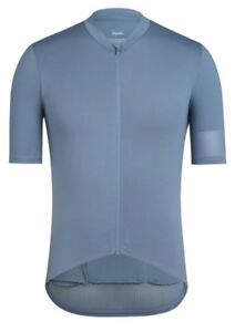 95f89d7fe Image is loading Rapha-PRO-TEAM-Midweight-Jersey-Grey-Blue-BNWT-