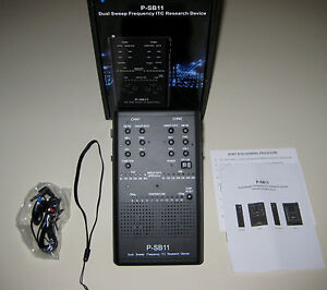 BLEMISHED-P-SB11-PSB11-Dual-Frequency-Sweep-Paranormal-Spirit-EVP-Ghost-Box