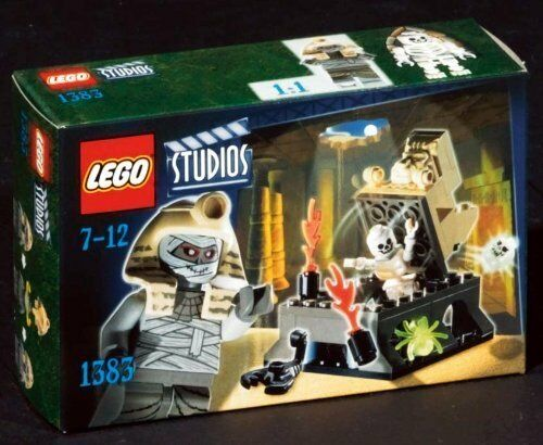 LEGO Studios 1383 Curse of the Pharaoh