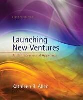 Launching New Ventures Allen  Kathleen R. 9781305102507