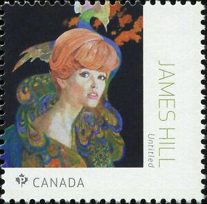 Canada-Scott-3092e-Untitled-James-Hill-VF-MNH-OG-20030