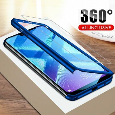 Inventive Luxury 360 Full Cover Phone Case For Huawei Y7 Y6 Prime Y5 2018 Case Crease-Resistance Cell Phones & Accessories Cell Phone Accessories