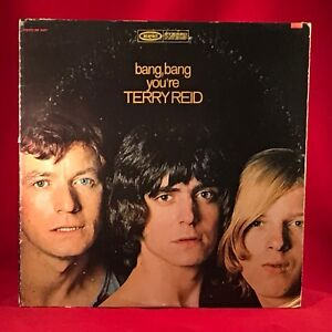 TERRY-REID-Bang-Bang-You-039-re-1969-USA-vinyl-LP-EXCELLENT-CONDITION