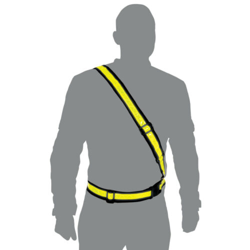 Motorcycle motorbike and cycle. Oxford Products Essential Bright Belt