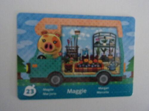 Animal Crossing Neuf Leaf Cartes Neuf,sans Emballage 01-50 au Choix
