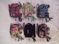 NWT Vera Bradley All In One Crossbody purse shoulder handbag hipster NEW