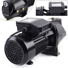 Heavy Duty Water Jet Pump 1 Hp Shallow Well Jet Pump With Pressure Switch 44 Ip Us