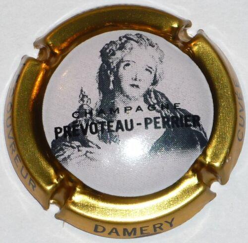 Rare !! PREVOTEAU PERRIER Capsule de Champagne Cuvée Adrienne Lecouvreur  n°1