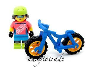 Lego-Collection-Mini-Figure-series-19-Mountain-Motard-71025-16-COL357-R1293