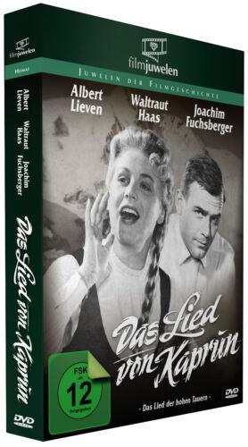 1 von 1 - Das Lied von Kaprun (..der hohen Tauern) - Joachim Fuchsberger - Filmjuwelen DVD