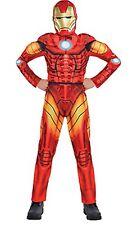 Avengers Age Of Ultron Iron Man Muscle Costume Size 36-38 Marvel Comics 810736