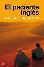 El paciente ingles  The English Patient (Narrativa (Punto de Lectura))-ExLibrary