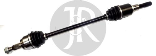LAND ROVER FREELANDER 1.8//2.5 REAR DRIVE SHAFT NEAR//SIDE 00/>06