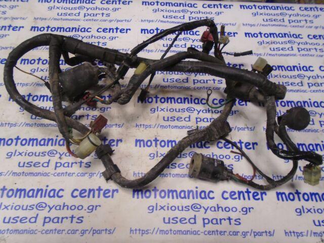 Honda Nx650 Main Wiring Harness Loom Wire Dominator Nx 650