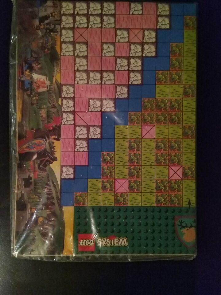 Lego Games, Jagten på magten, *NYT*