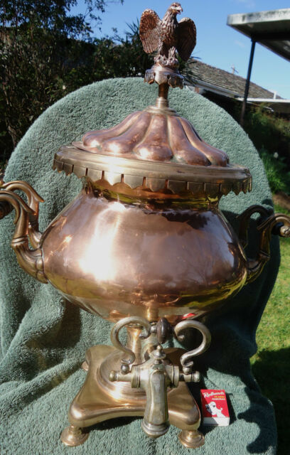 Antique late 18th century Samovar / water urn