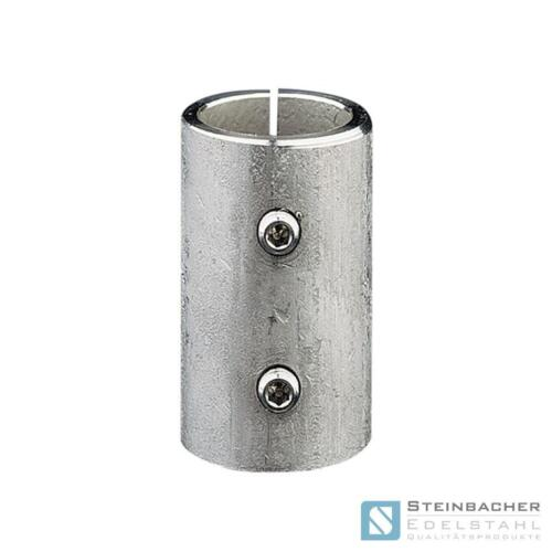 Stainless steel v2a connectors connection adapter connector element balustrade #4
