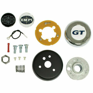 EMPI-79-4115-0-STEERING-WHEEL-ADAPTER-KIT-T1-amp-GHIA-1960-74-1-2-AND-T3-1961-71