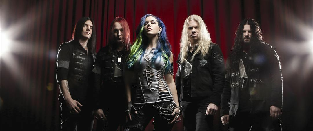 Arch Enemy with Goatwhore and Uncured