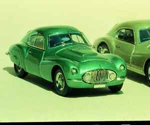 Abc 018 Fiat 8v 1° Série Routier 1952 (avertissement De La Vie)