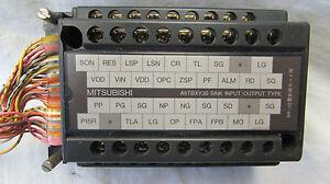 MITSUBISHI A6TBXY36 SERVO TERMINAL BLOCK BOARD PLC CONVERTER UNIT NEW