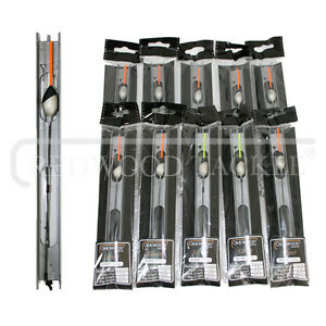 Brand New Silver Fish Match Carp Pole Rigs Barbless Size