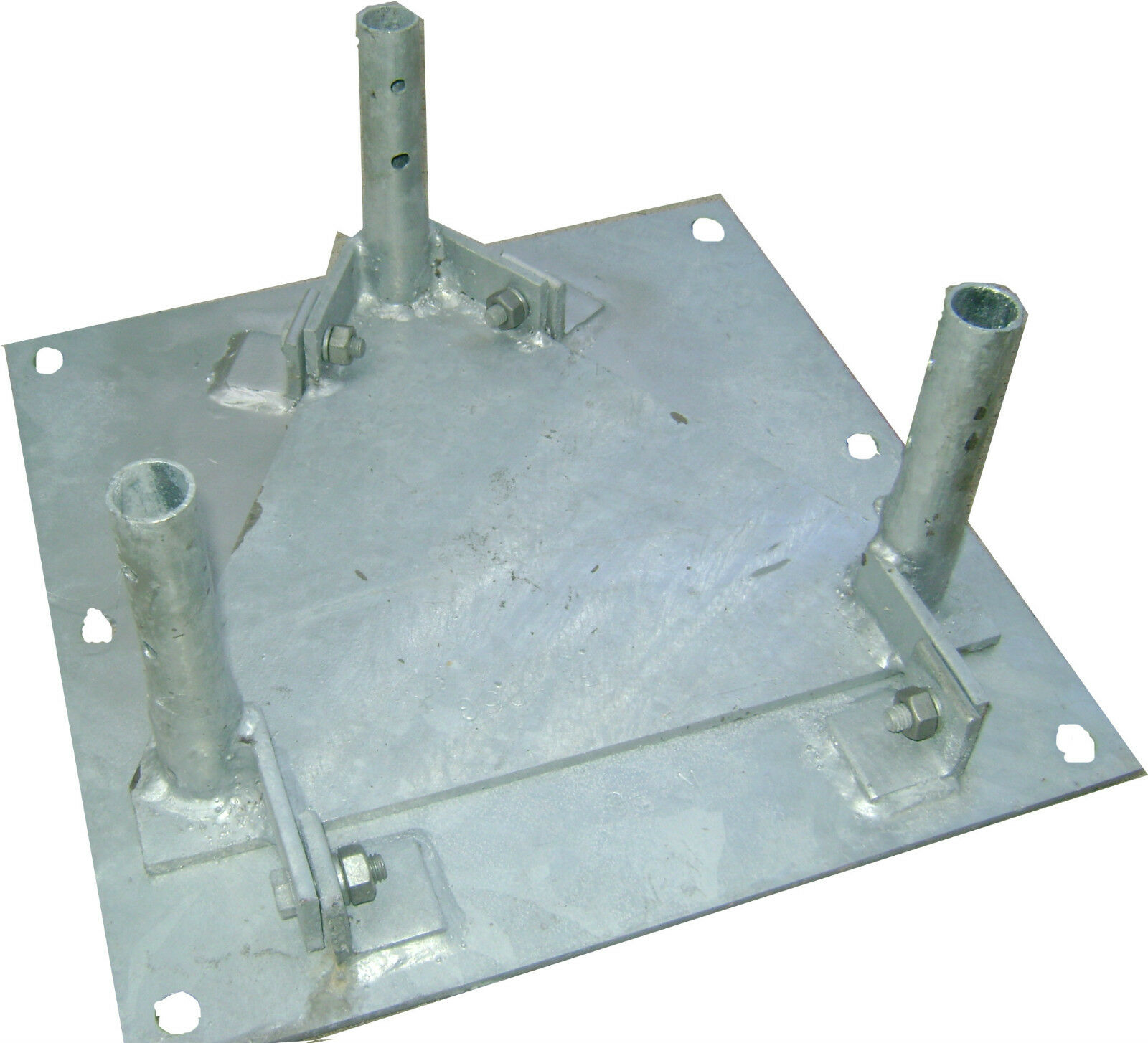 R-BPH25G antennapartsoutlet1 ROHN BPH25G Hinged Base Plate for 25G Towers ** R-BPH25G ** Genuine OEM Product