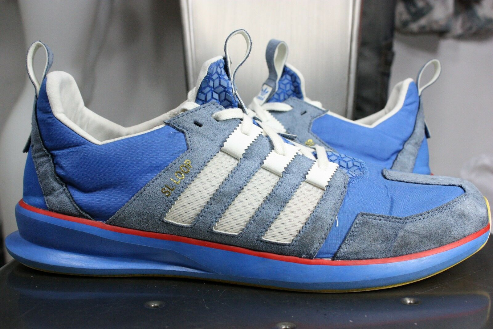 Adidas loop runner sl72 scarpe originali. 14 edizione limitata s85316 originali. scarpe a56532