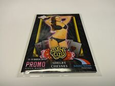 2014 Sin City Bench Warmers Promo Set 4 Cards Industry Summit Las Vegas 2015