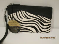 Mighty Purse Leather Purse Power Charger For Iphone Android Power Bank Zebra