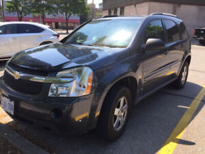 Selling a 2009 Chevy Equinox AWD