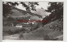 (81824) Foto AK Bollschweil, St. Ulrich, Blick zur Pfarrkirche vor 1945