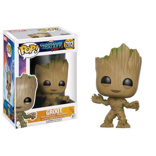 Groot Pop Guardians of the Galaxy: Vol Vinyl Figure NEW Funko 2