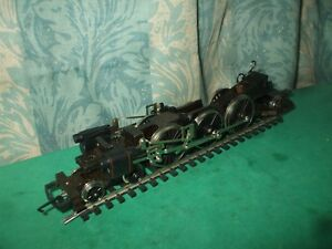HORNBY BR STANDARD 7MT BRITANNIA NON MOTORISED LOCO CHASSIS ONLY - No.13