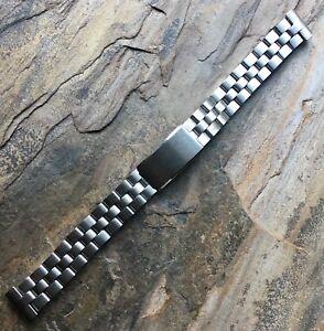 Kreisler-ladies-vintage-divers-watch-steel-brick-links-bracelet-11mm-or-12mm-end