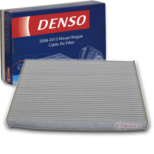 Denso Cabin Air Filter for Nissan Rogue 2.5L L4 2008-2013 HVAC Heating Air fy