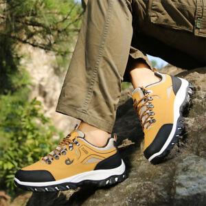 best sneakers 6f67e ac0a3 Details zu Herren-Wanderschuhe Laufschuhe Schuhe Trekkingschuhe Outdoor  Halbschuhe Gr.39-47