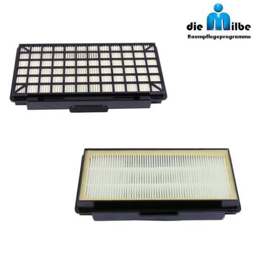 HEPA Filter-Set Siemens VSZ51423//01 Z5.0 parquet 20-40-60 Staubsaugerbeutel