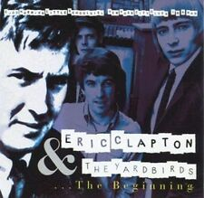 NEW CD.Eric Clapton & The Yardbirds - Beginning.End Of Stock!