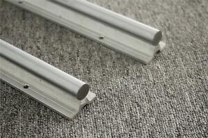 2X 20mm SBR20 300-1500mm LINEAR SLIDE GUIDE SHAFT RAIL For CNC DIY