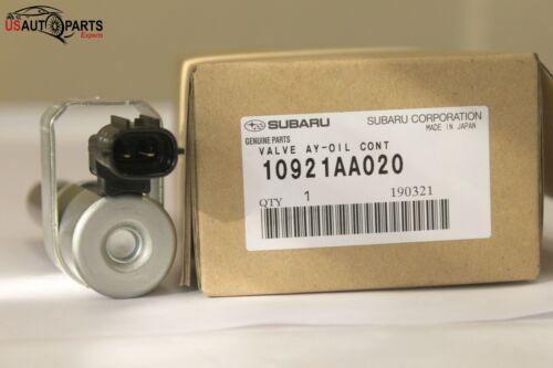 04-06 Subaru Oil Control Valve TURBO Baja Forester Impreza OEM NEW