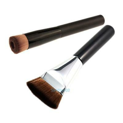 VS2# Professional Cosmetic Flat Contour Brush Face Blend Foundation Makeup Brush
