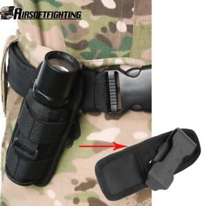 UltraFire-Tactical-LED-Rotation-Clip-Belt-Flashlight-Holster-Torch-Pouch-Bag