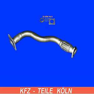 VW-GOLF-3-1h-1e-PASSAT-3a5-VENTO-1H-2-1-8-TUBO-DE-ESCAPE-Pantalones-TUBO