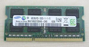Markenspeicher-4-GB-RAM-DDR3-PC3-12800S-1600-Mhz-SODIMM-100-OK