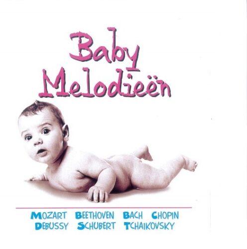 BABY MELODIE CD KLASSIK MOZART EINSCHLAFEN MUSIK BABYSHOWER GESCHENK SPIELUHR
