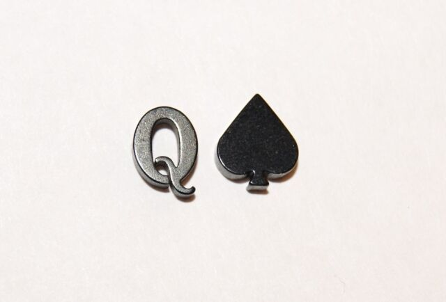 Queen Of Spades Hotwife Bbc Earring Ear Rings Novelty Style 1